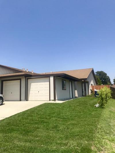 Camarillo Single Family Home For Sale: 646 Hillcrest Drive