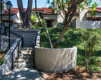 Westlake Village Condo/Townhouse For Sale: 308 Via Colinas