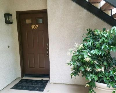 Valencia Condo/Townhouse For Sale: 24123 Del Monte Drive #107