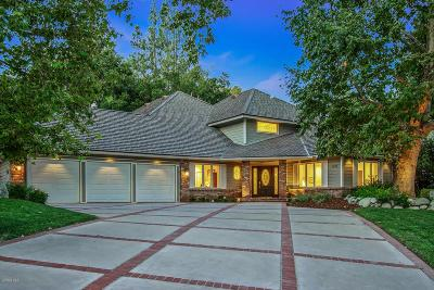 Westlake Village Single Family Home For Sale: 1562 Fairmount Road
