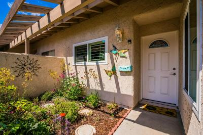 Westlake Village Condo/Townhouse For Sale: 1103 Canterford Circle