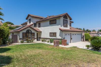 Newbury Park Single Family Home For Sale: 3997 Santa Monica Court