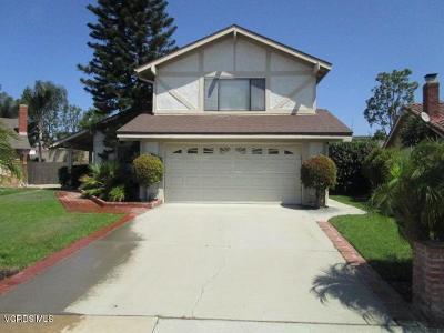 Camarillo Single Family Home For Sale: 2415 Kimberly Avenue