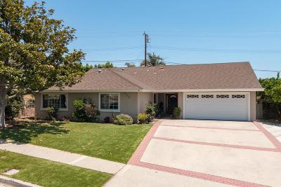 Ventura Single Family Home For Sale: 390 North Ashwood Avenue
