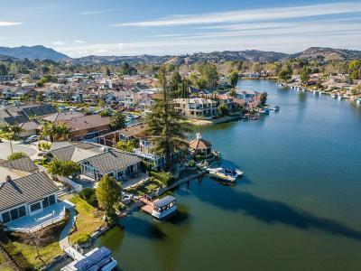 Westlake Village Single Family Home For Sale: 1363 Redsail Circle