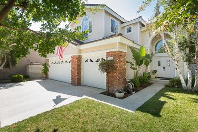 Simi Valley Single Family Home For Sale: 513 Mindenvale Court