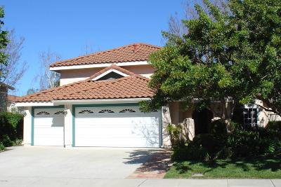 Moorpark Single Family Home For Sale: 12311 Willow Forest Drive