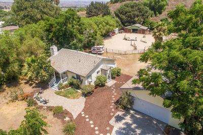 Moorpark Single Family Home For Sale: 4168 Santa Rosa Drive