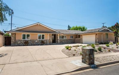 Thousand Oaks Single Family Home For Sale: 490 Gladstone Drive