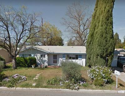 Thousand Oaks Single Family Home For Sale: 410 Calle Jazmin