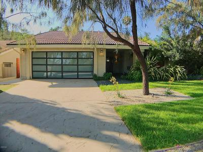 Thousand Oaks Single Family Home For Sale: 3475 Indian Mesa Drive