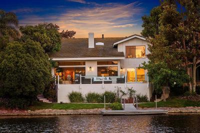 Westlake Village Single Family Home For Sale: 1291 Bluesail Circle