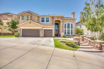 Simi Valley Single Family Home For Sale: 1235 Vintage Oak Street