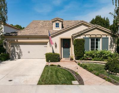 Moorpark Single Family Home For Sale: 4292 Scholartree Court