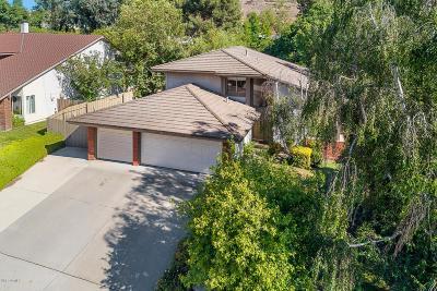 Thousand Oaks Single Family Home For Sale: 388 Sundance Street