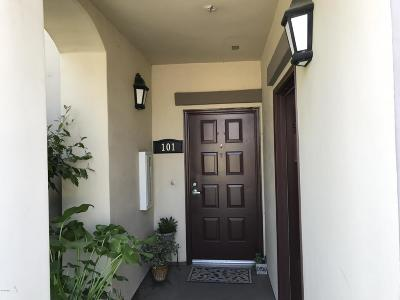 Simi Valley Condo/Townhouse For Sale: 453 Country Club Drive #101