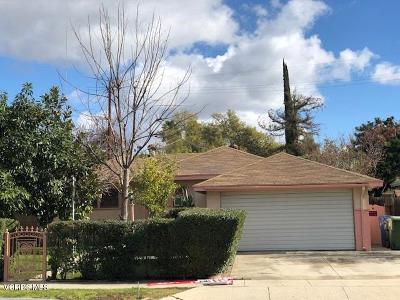 Canoga Park Single Family Home For Sale: 7760 Independence Avenue