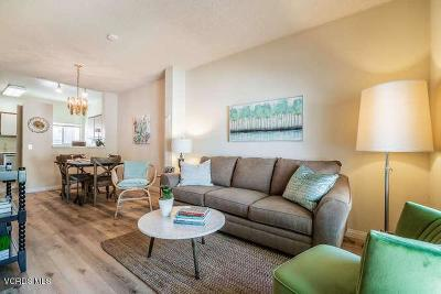 Westlake Village Condo/Townhouse For Sale: 630 Via Colinas