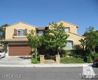 Camarillo Single Family Home For Sale: 2912 Patina Court