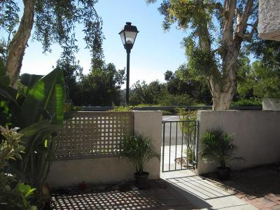 Westlake Village Condo/Townhouse For Sale: 991 Via Colinas