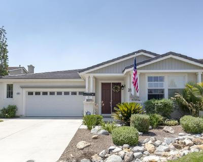 Simi Valley Single Family Home For Sale: 3476 Chicory Leaf Place
