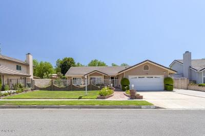 Simi Valley Single Family Home For Sale: 5378 Placerita Drive