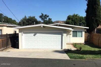 Thousand Oaks Single Family Home For Sale: 602 Brossard Drive