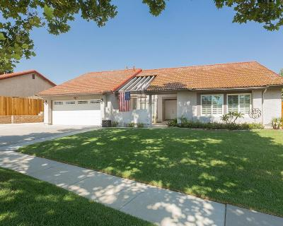 Simi Valley Single Family Home For Sale: 2986 Stacy Drive Drive