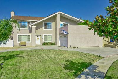Simi Valley Single Family Home For Sale: 3525 Sweetwood Street