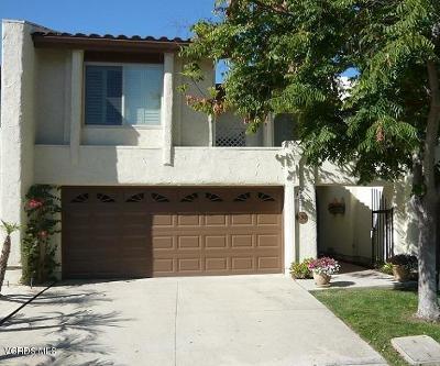 Thousand Oaks Condo/Townhouse For Sale: 630 Kendale Lane