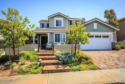 Moorpark Single Family Home For Sale: 4484 Coffeetree Lane
