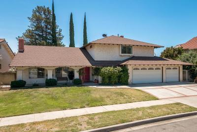 Simi Valley Single Family Home For Sale: 4268 Springfield Street
