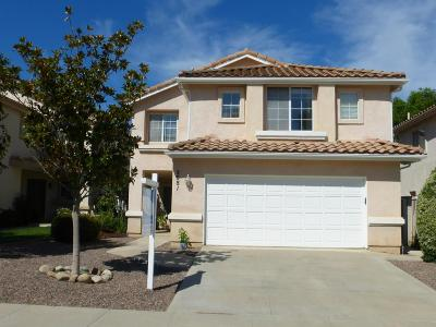 Simi Valley Single Family Home For Sale: 2081 Siskin Court