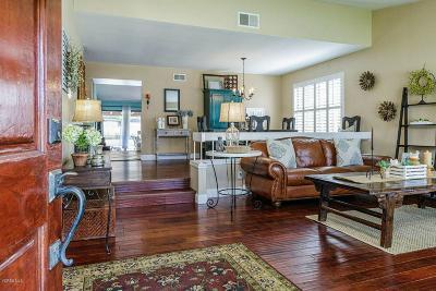 Camarillo Single Family Home For Sale: 2512 Leafwood Drive