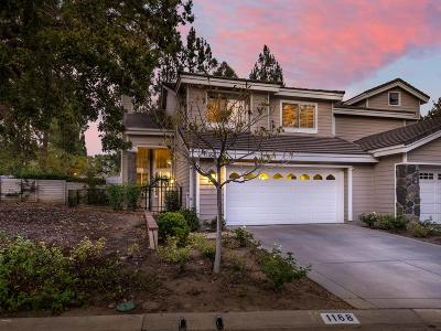 Westlake Village Condo/Townhouse For Sale: 1168 Westcreek Lane