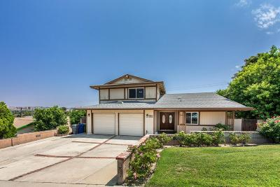 Simi Valley Single Family Home For Sale: 864 Wishard Avenue