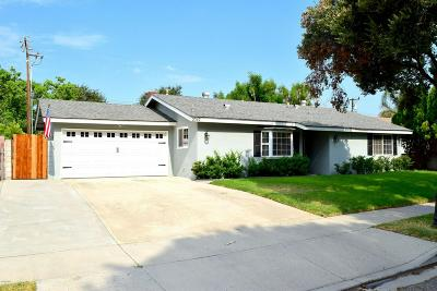 Simi Valley Single Family Home For Sale: 2049 Heather Street