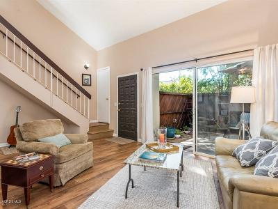 Ojai Condo/Townhouse For Sale: 1115 Creekside Way #B