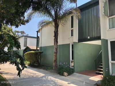 Ventura Condo/Townhouse For Sale: 3700 Dean Drive #1305