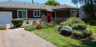 Lake Balboa CA Single Family Home For Sale: $599,000