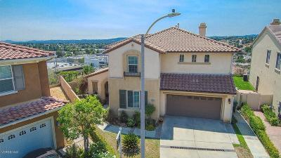 Chatsworth Single Family Home For Sale: 22054 Acorn Street