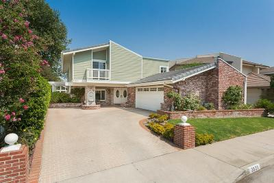 Westlake Village Single Family Home For Sale: 3931 Fairbreeze Circle