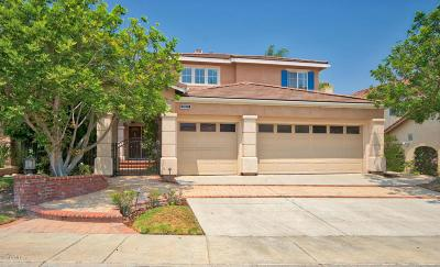 Thousand Oaks Single Family Home For Sale: 2027 Warble Court