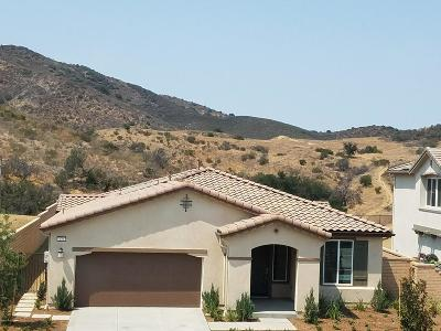 Simi Valley Single Family Home For Sale: 139 Sequoia Avenue
