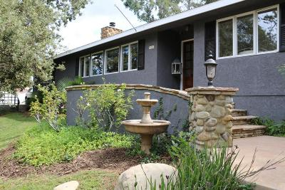 Thousand Oaks Single Family Home For Sale: 524 Rancho Road