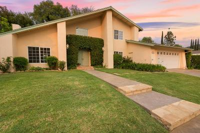 Agoura Hills Single Family Home For Sale: 30755 Lakefront Drive