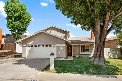 Thousand Oaks Single Family Home For Sale: 3424 Indian Mesa Drive