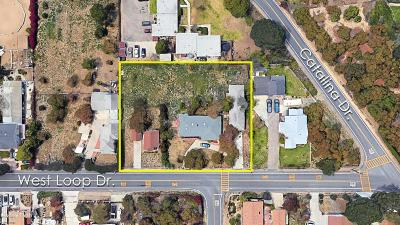Camarillo Single Family Home For Sale: 565 West Loop Drive