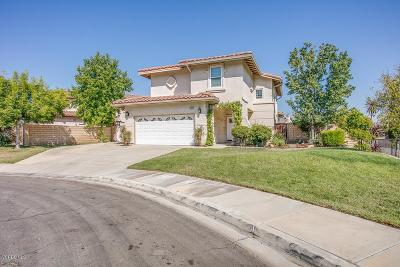 Simi Valley Single Family Home For Sale: 6239 Mulberry Place