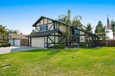 Camarillo Single Family Home For Sale: 1507 Lexington Court